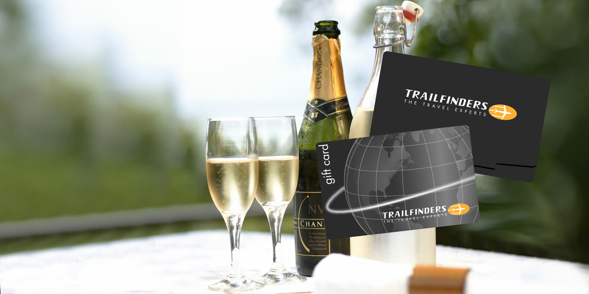 Travel Gift Cards | Trailfinders