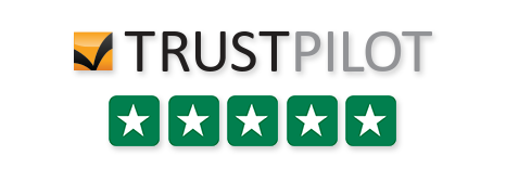 Trust Pilot Star Reviews