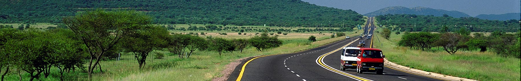 Car Hire in South Africa