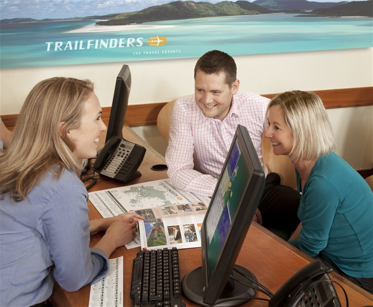 Working for Trailfinders