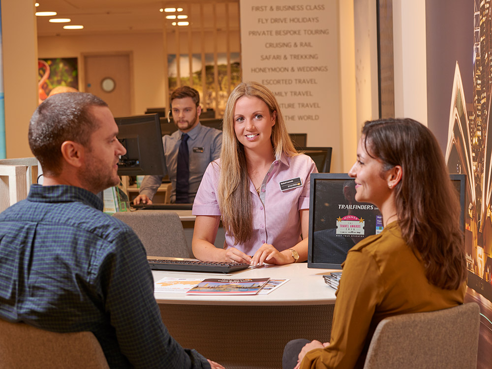 Job Description | Employment With Trailfinders The Travel Experts