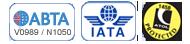 IATA ATOL ABTA