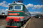 Trans Siberian and Mongolian Railway