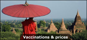Vaccinations & prices