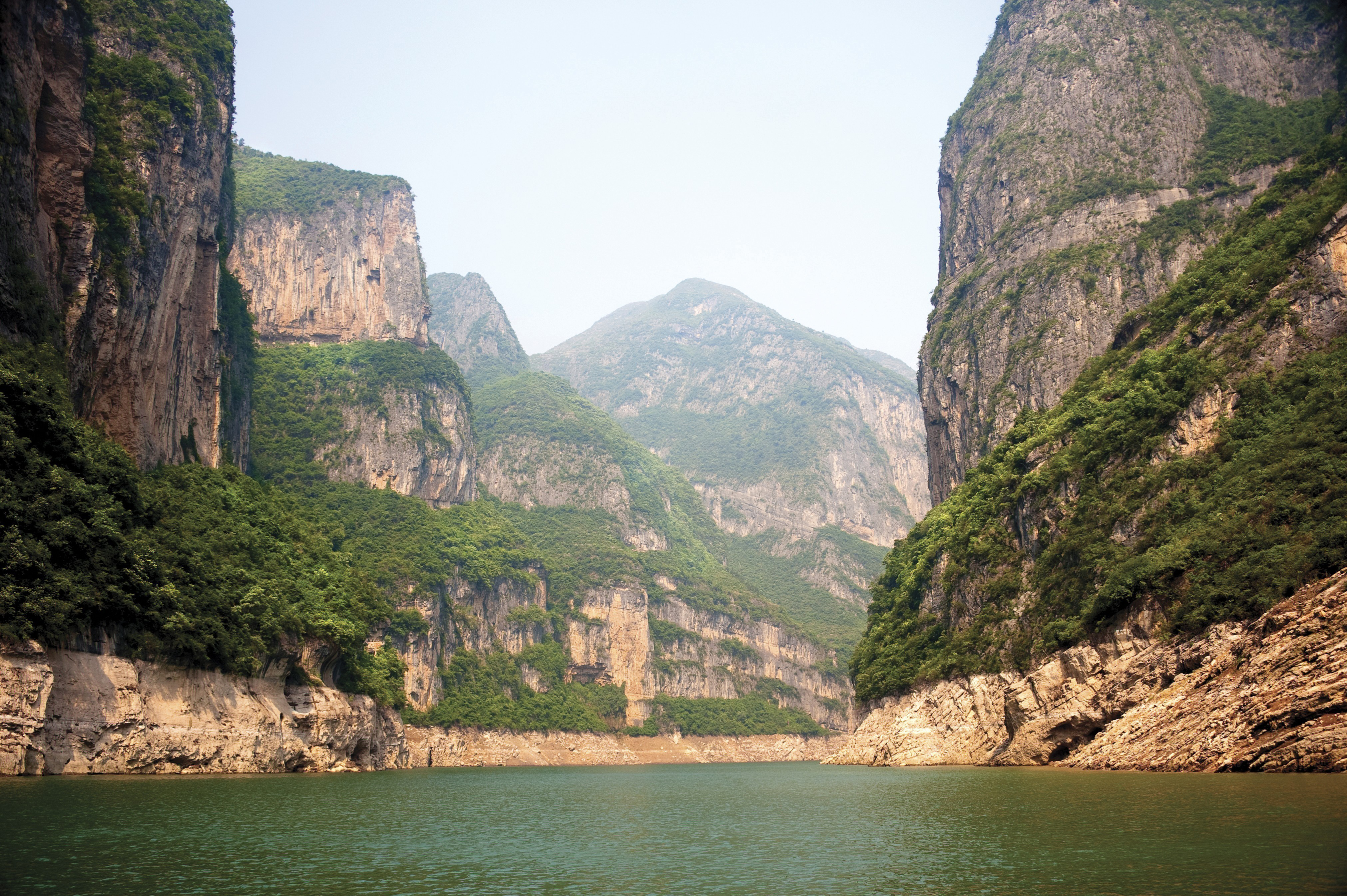hotels in yangtze river cruising